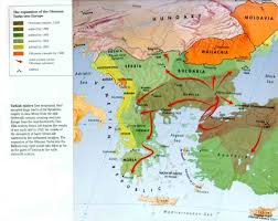 The Ottoman Turks Since 1354 The Ottoman Turks Had Been Advancing Westwards
