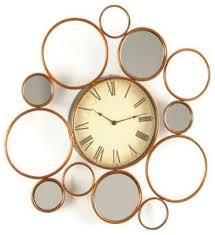intricate bathroom wall clocks home designing