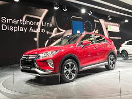 mitsubishi crossover models mitsubishi eclipse cross wikipedia