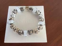 white charm bracelet images 271 best black and white pandora images pandora jpg