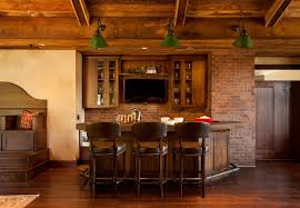 rustic home bar ideas 16 awe inspiring rustic home bars for an unf