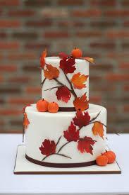fall wedding cakes autumn cake images fondant cake images
