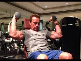arnold schwarzenegger u0027s best instagram workout videos and posts