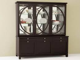 dark wood china cabinet inspiring design espresso china cabinet amazing modern furniture
