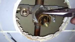 Moen Kitchen Faucet Repair Youtube 57 Replace Moen Shower Valve How To Replace A Single Handle