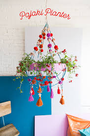 diy polish chandelier planter the house that lars built