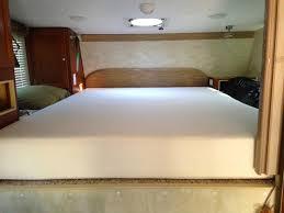 rv mattress and insulation upgrade u2013 truck camper adventure