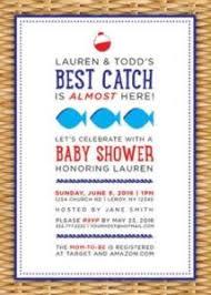 fishing themed baby shower baby shower invitation fish themed baby shower invitations