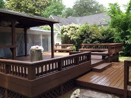 Deck Designs Pictures by Modern Wood Deck Designs Intended For Your Own Home Xdmagazine Net