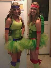 Teenage Mutant Ninja Turtles Halloween Costumes Girls 8 Cute Diy Tv Cartoon Character Halloween Costume Ideas Gurl