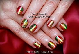 nail art funky fingers factory