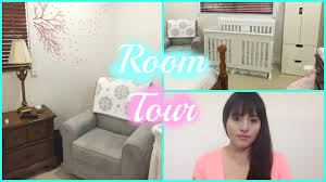 Sharing Bedroom With Baby Master Bedroom Shared Nursery Youtube