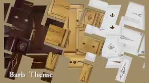 kitchen cabinet decals variety of themes from cabinet accents