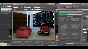 3ds max house modeling tutorial interior lighting using mental