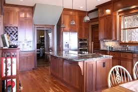 cabinets for craftsman style kitchen craftsman kitchen design what is typical for the craftsman