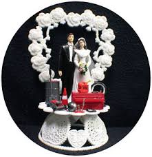 mechanic cake topper car auto mechanic wedding cake topper groom lift tool