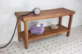 Teak Shower Seat Amazon Com The Original Sumba 36