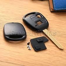 toyota yaris remote key not working replacement 2button remote key shell for toyota yaris