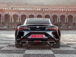 lexus supercar instrumentation lexus lc 500h 2018 pictures information u0026 specs
