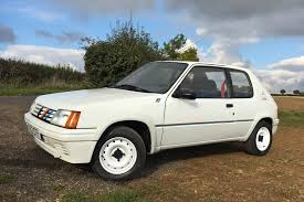 buy peugeot peugeot 205 rallye review retro road test motoring research
