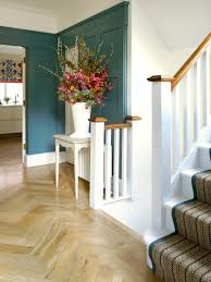 panelled hallway ideas for the house pinterest 1930s house