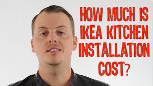kitchen cabinet installation cost hbe kitchen