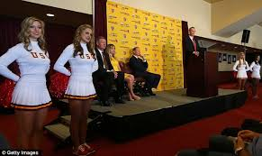 andy enfield introduced as basketball coach at usc after ncaa