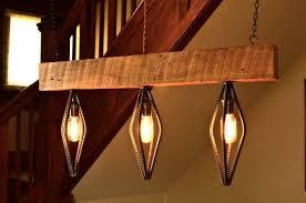 Wooden Light Fixtures Wood Lighting Fixtures