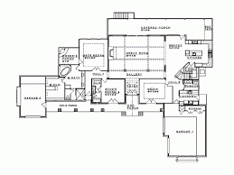 prairie house plans eplans prairie house plan hill country fusion home 4185 square