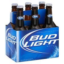 how much alcohol does bud light have bud light beer 6pk 12oz bottles target