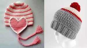 modelos modernos para gorras tejidas con gorras para niños tejidos a crochet nuevos modelos nº 05 youtube