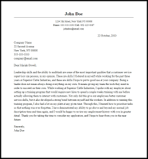 download cover letter for customer service sample