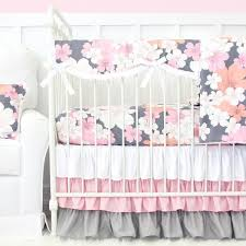 bumperless crib bedding sets caden lane