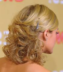 a simple and pretty looking for prom hairstyles with long hair