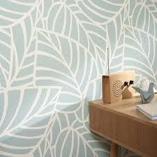 papier peint intissé chambre adulte papier peint intisse botero vert leroy merlin 16 90e deco casa