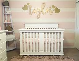 Pink Gold Bedroom Best 25 Pink Gold Nursery Ideas On Pinterest Pink Gold Bedroom