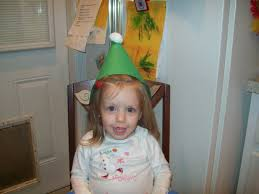 easy fast and cheap holiday craft the elf hat fun learning life