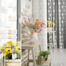 Home Decor Philippines Sale Compare Peony Pattern Voile Curtain Brown Price Philippines