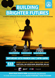 building brighter futures dinner muslim hands uk