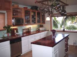 mahogany kitchen island mahogany custom wood countertops butcher block intended