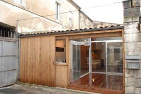 Used Granny Pods For Sale This Designer Bachelor Pad Used To Be A Dilapidated Garage Curbed