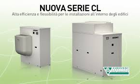 pompa di calore interna pompe di calore e refrigeratori aermec nuova serie cl