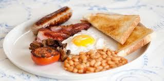 cuisine anglaise traditionnelle petit dejeuner à l anglaise facile et pas cher recette sur