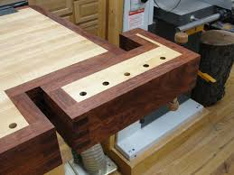 my ultimate workbench finally finished the bench has a tail