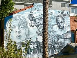 blogtown a mural for jay adams if you re flying down venice boulevard too fast you might miss this great mural of jay adams and the dogtown boys tucked in on a wall behind a fence