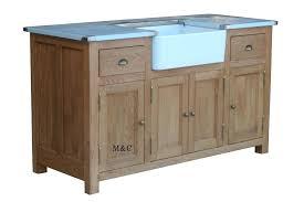 cuisine en chene blanchi meuble cuisine en chene meuble de cuisine plan de travail meuble