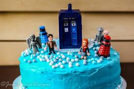 who cake tutorial perfect birthday cake idea