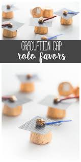 graduation favors to make graduation cap rolo favors made to be a momma