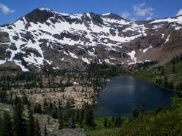 Desolation Wilderness Map Tahoe Rim Trail Pacific Crest Trail Through Desolation Wilderness