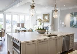 light gray kitchen cabinets transitional kitchen marsh and clark